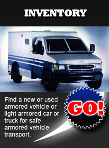 Used Armored Vehicles for Sale: The Armored Group